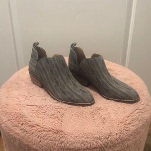 Lucky brand boots 8.5